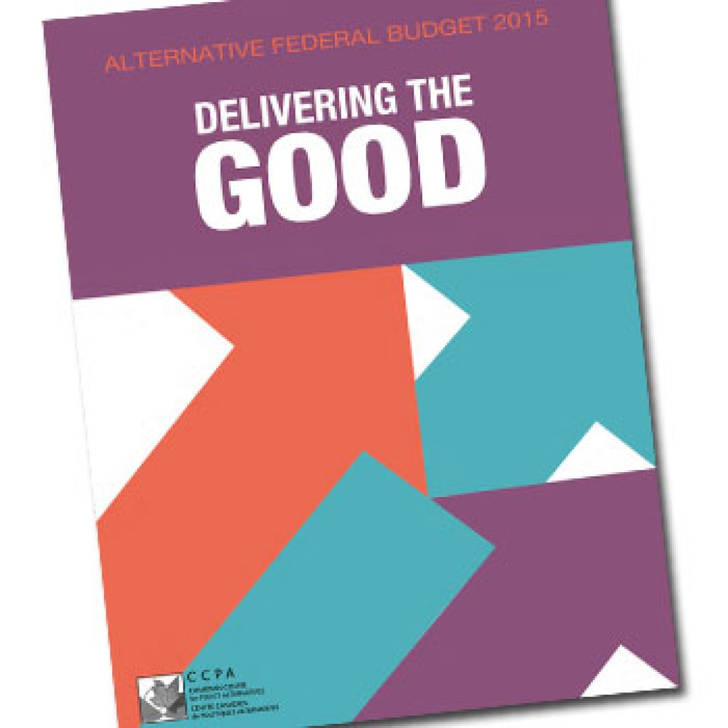 Cover of the budget report